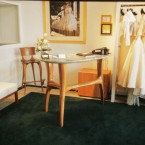 Bridal Shop Table