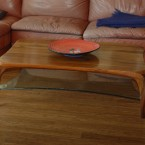 Imbuia Coffee Table
