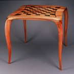 Square Chess Table